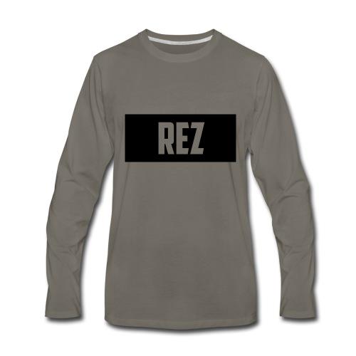 NEW_DESIGN_SHIRT - Men's Premium Long Sleeve T-Shirt