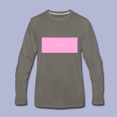 TP_shirt_logo2 - Men's Premium Long Sleeve T-Shirt
