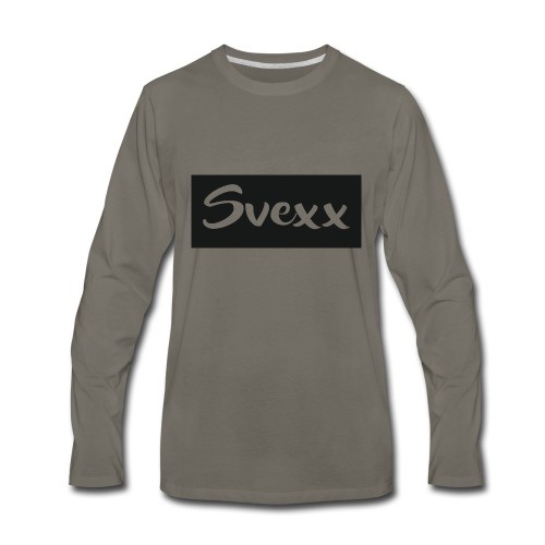 Svexx - Men's Premium Long Sleeve T-Shirt