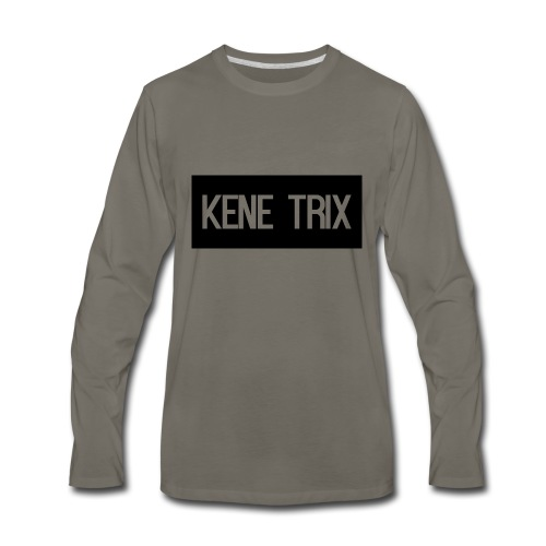 For Fans - Men's Premium Long Sleeve T-Shirt