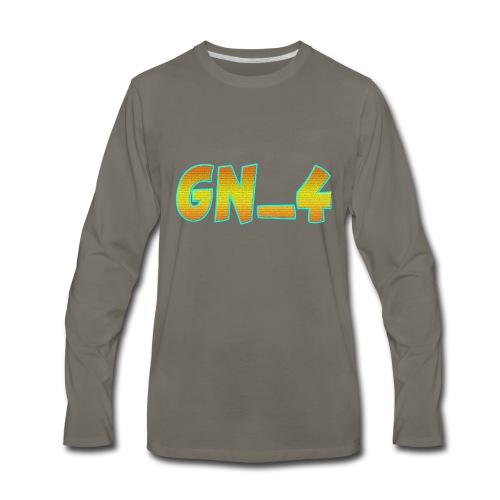GamingNerd_4 - Men's Premium Long Sleeve T-Shirt
