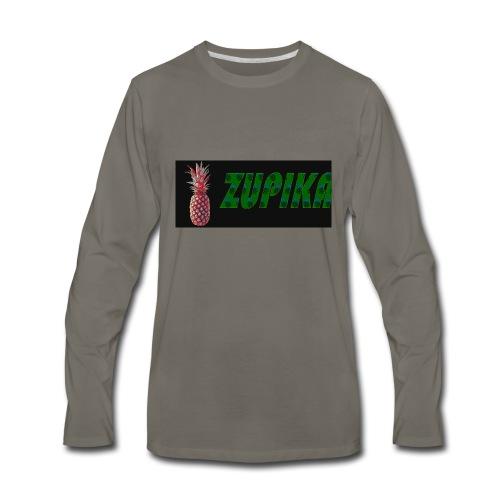 ZUPIKA - Men's Premium Long Sleeve T-Shirt