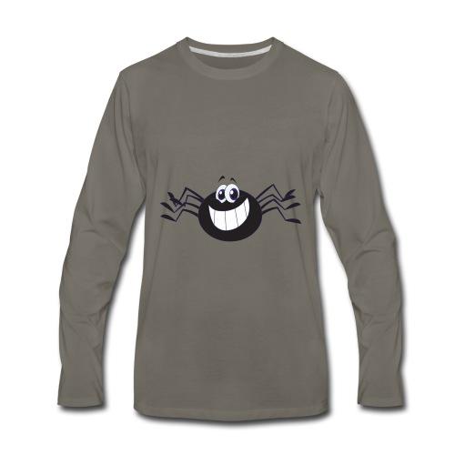 JoyousSpider - Men's Premium Long Sleeve T-Shirt