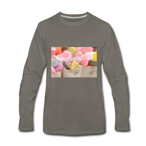 sugar rush - Men's Premium Long Sleeve T-Shirt