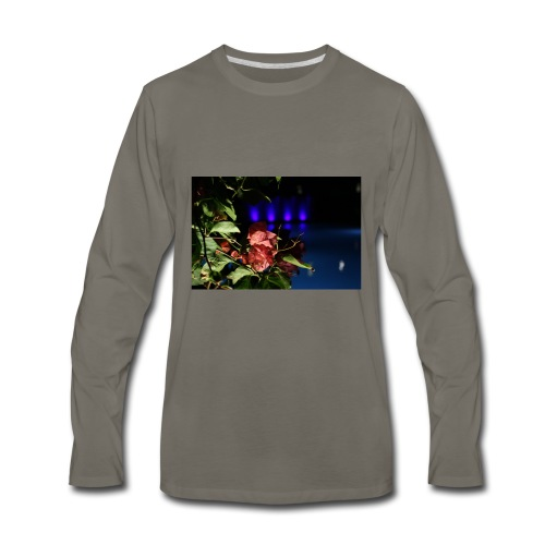 Chilly Rose - Men's Premium Long Sleeve T-Shirt
