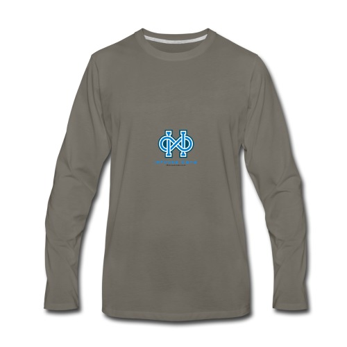 Infinite Core - Men's Premium Long Sleeve T-Shirt