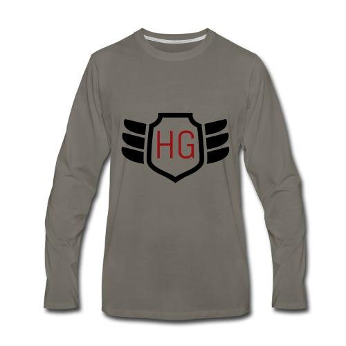 Humanity - Men's Premium Long Sleeve T-Shirt