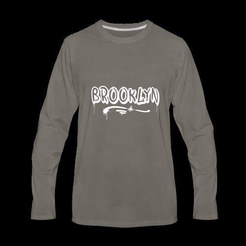 Brooklyn - Men's Premium Long Sleeve T-Shirt