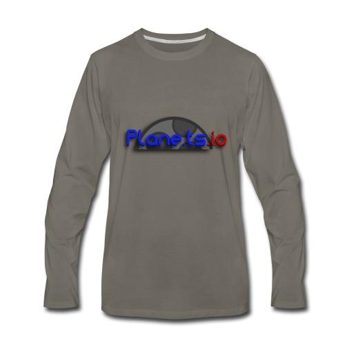 biglogo - Men's Premium Long Sleeve T-Shirt