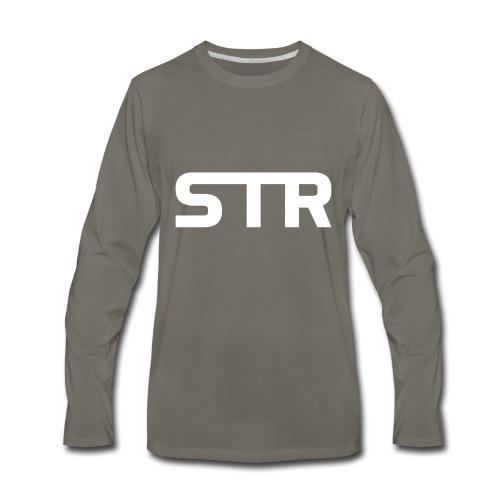 STR - Men's Premium Long Sleeve T-Shirt