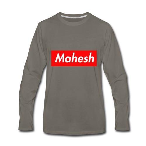 Mahesh - Men's Premium Long Sleeve T-Shirt