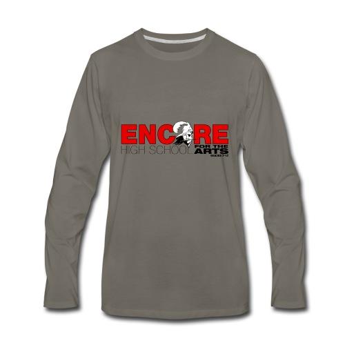 ENCORE_LOGO_FINALTiff - Men's Premium Long Sleeve T-Shirt