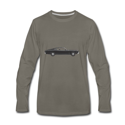 Ford Torino Image - Men's Premium Long Sleeve T-Shirt