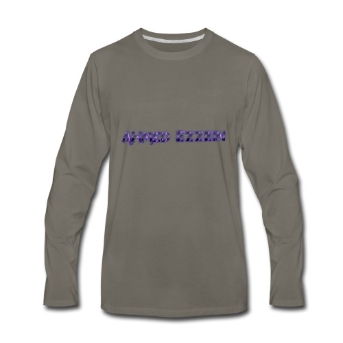 AmazingAhmed - Men's Premium Long Sleeve T-Shirt