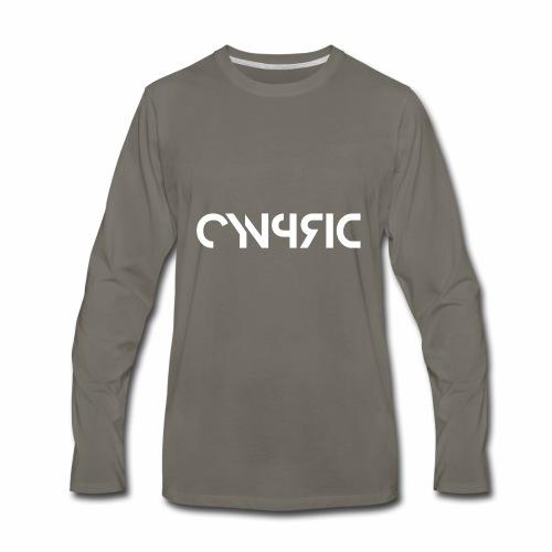 Cynprid Mech - Men's Premium Long Sleeve T-Shirt