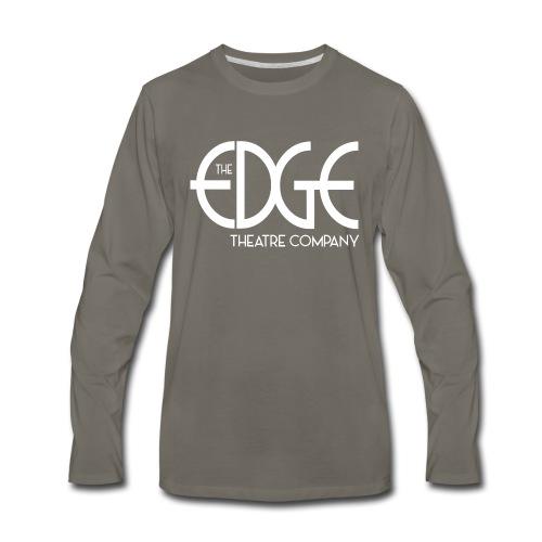 logo_white - Men's Premium Long Sleeve T-Shirt