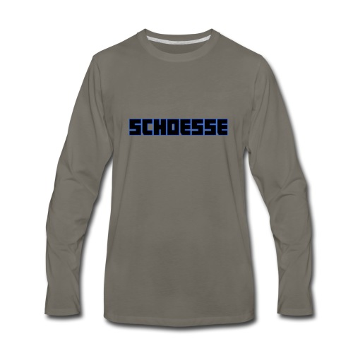 Channel_Name_edited_1 - Men's Premium Long Sleeve T-Shirt