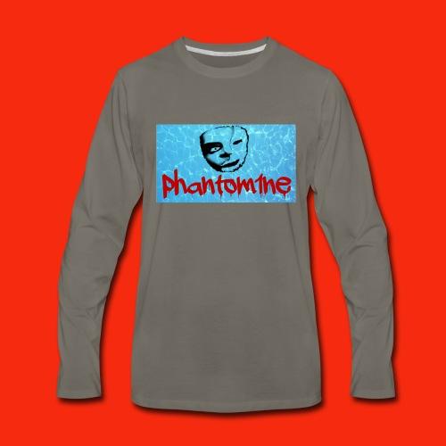 phantom project 1 - Men's Premium Long Sleeve T-Shirt