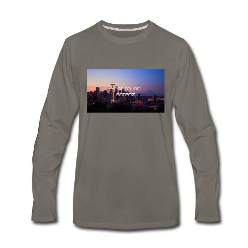 gym hoodie - Men's Premium Long Sleeve T-Shirt