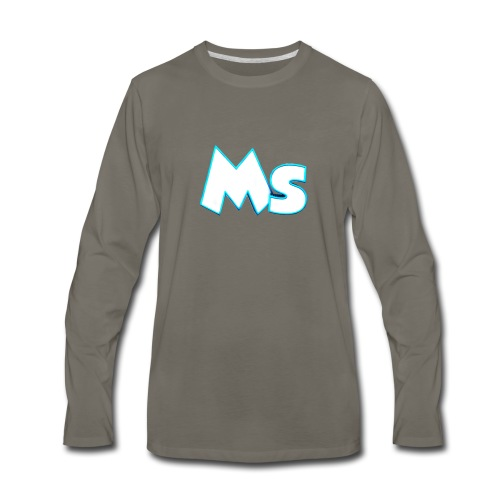 Mslightningbre - Men's Premium Long Sleeve T-Shirt