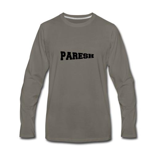 Paresh - Men's Premium Long Sleeve T-Shirt