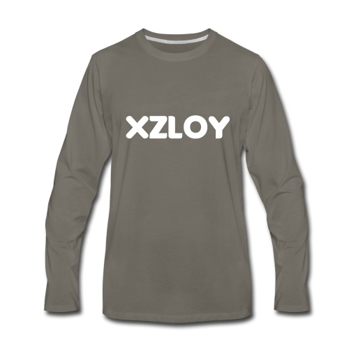 Xzloy - Men's Premium Long Sleeve T-Shirt