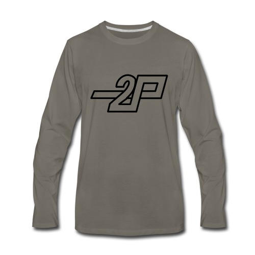 2Pro T shirt - Men's Premium Long Sleeve T-Shirt