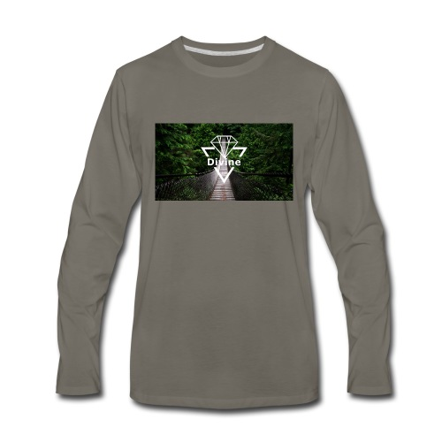 Divine - Men's Premium Long Sleeve T-Shirt