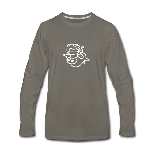 MeAndMyself Merch - Men's Premium Long Sleeve T-Shirt