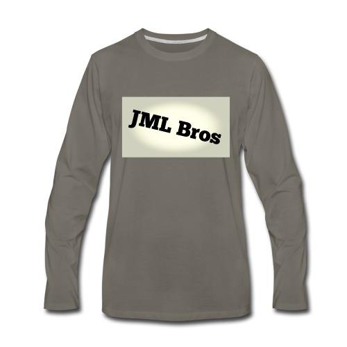JML fading - Men's Premium Long Sleeve T-Shirt