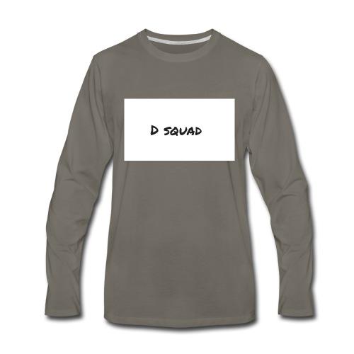 DK 4 - Men's Premium Long Sleeve T-Shirt
