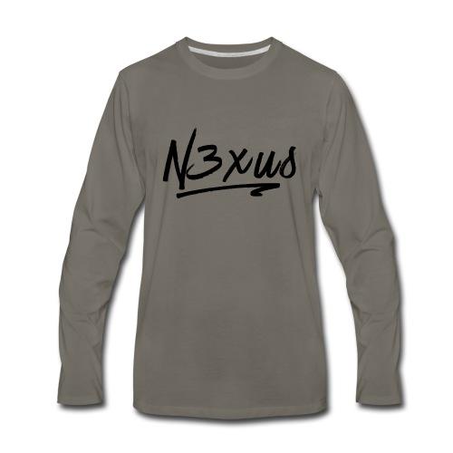 n3xus 2 - Men's Premium Long Sleeve T-Shirt