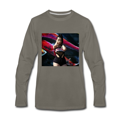 Urban Woods 2 - Men's Premium Long Sleeve T-Shirt