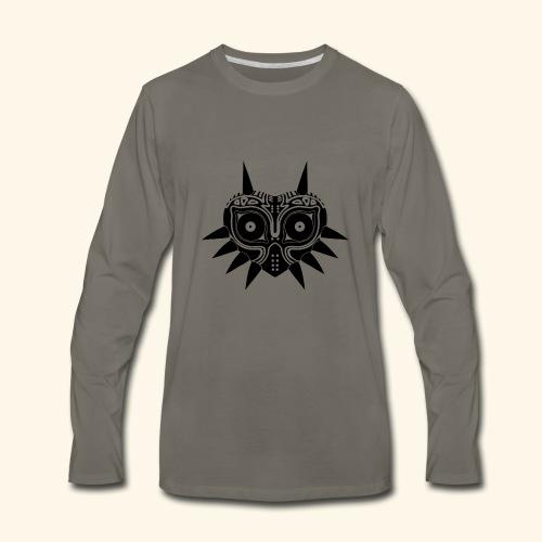Majora MASK - Men's Premium Long Sleeve T-Shirt