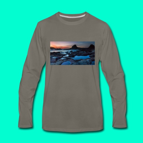 the best design - Men's Premium Long Sleeve T-Shirt