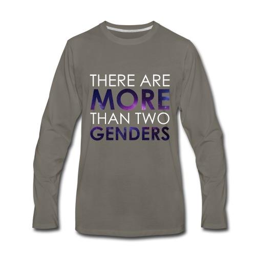 TRIGGERED - Men's Premium Long Sleeve T-Shirt