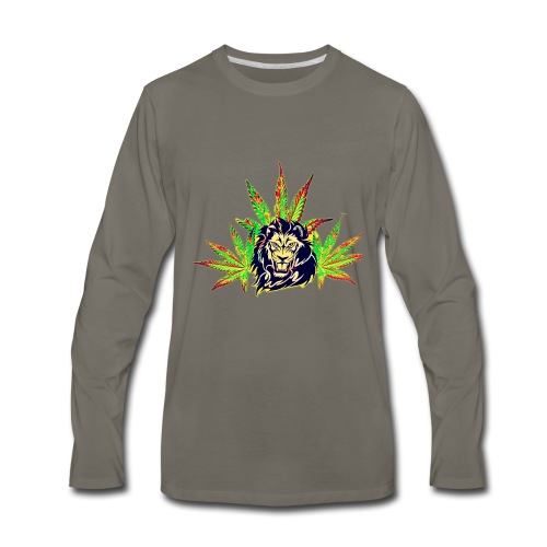 The Prowl - Men's Premium Long Sleeve T-Shirt