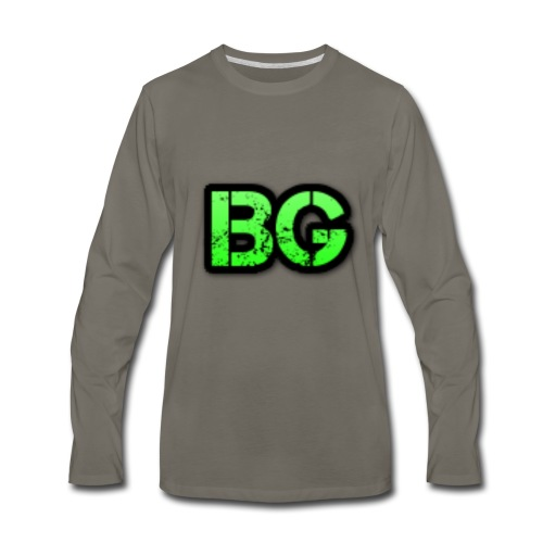Brendan_gaming - Men's Premium Long Sleeve T-Shirt
