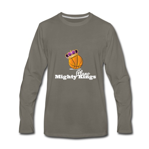 Mighty Kings 2 - Men's Premium Long Sleeve T-Shirt