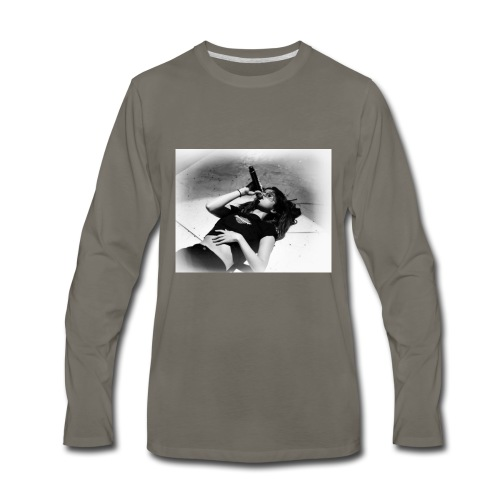 Revival Rehearsal - Men's Premium Long Sleeve T-Shirt