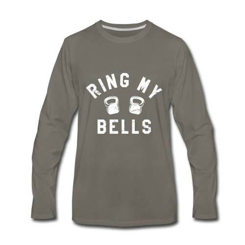 Ring My Bells - Men's Premium Long Sleeve T-Shirt