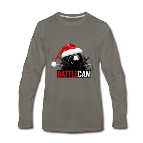 Battlecam_logo - Men's Premium Long Sleeve T-Shirt