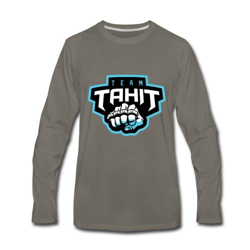 Team Tahit1 2 - Men's Premium Long Sleeve T-Shirt
