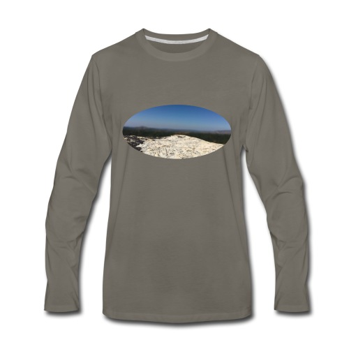 Rock - Men's Premium Long Sleeve T-Shirt