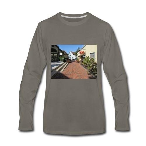 Historic Village - Men's Premium Long Sleeve T-Shirt