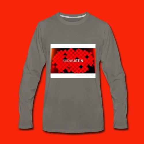 Kiid Austin - Men's Premium Long Sleeve T-Shirt