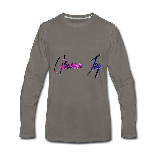 UJ Galaxy - Men's Premium Long Sleeve T-Shirt