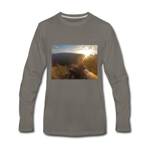 c - Men's Premium Long Sleeve T-Shirt