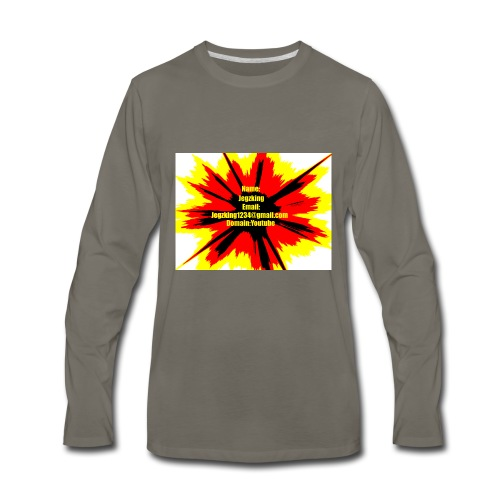 Jegzsavage - Men's Premium Long Sleeve T-Shirt