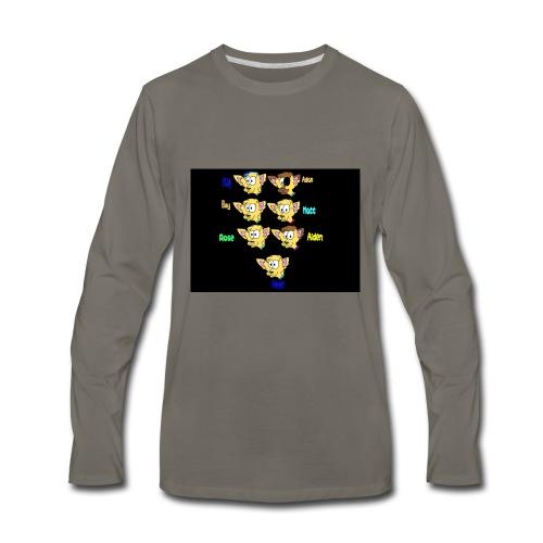 Next Gen Reffs - Men's Premium Long Sleeve T-Shirt